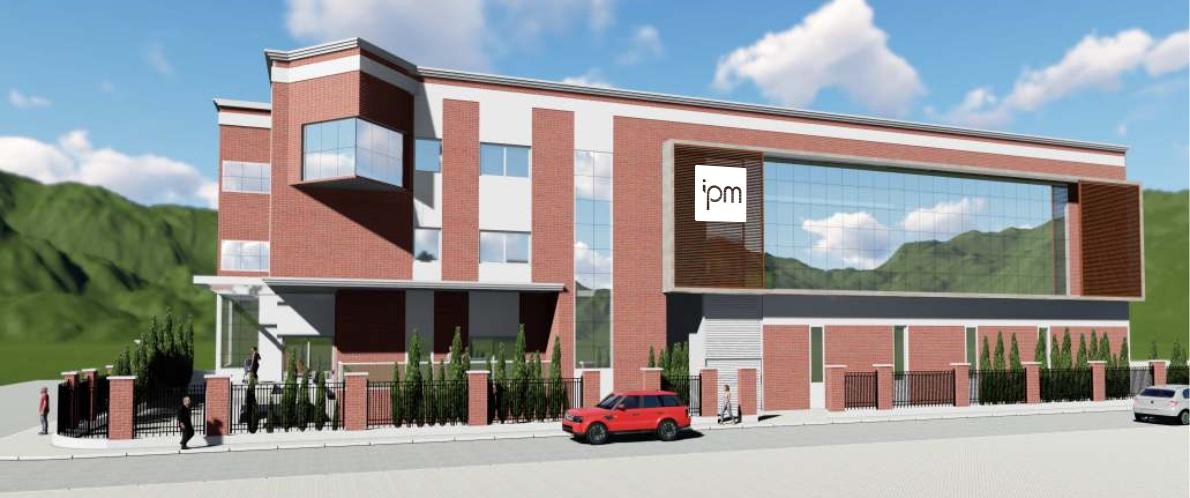 IPM Sistemas ganha nova sede em Rio do Sul