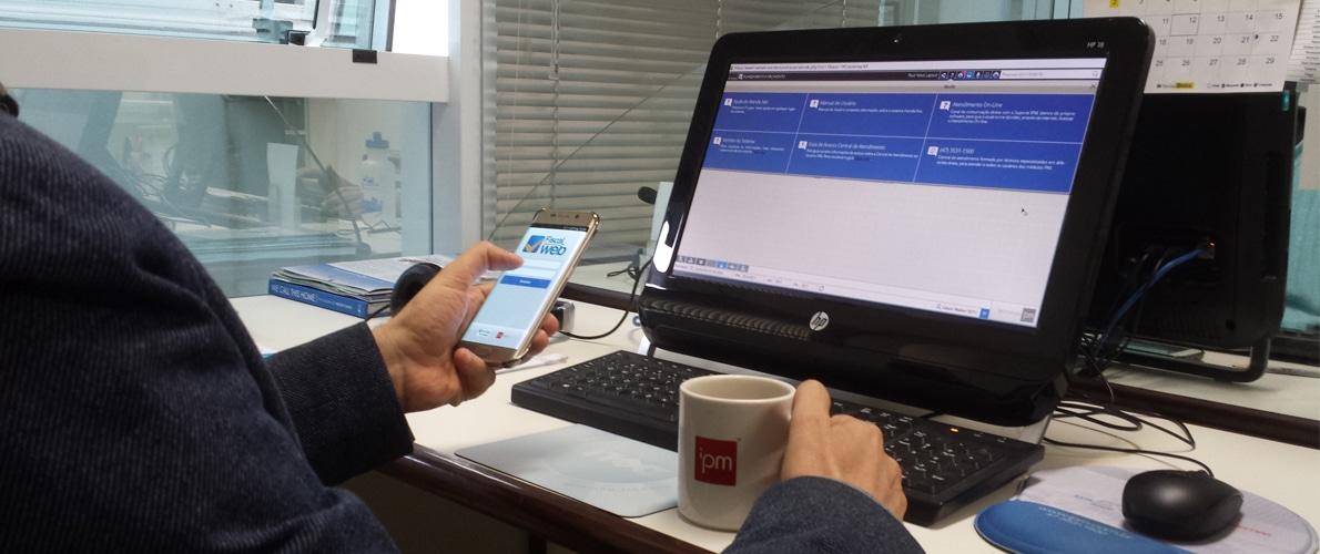 IPM lança aplicativo para emissão de nota fiscal pelo celular