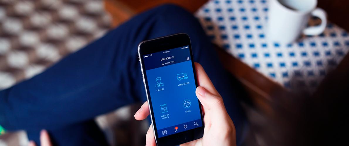 Primeiro aplicativo de autoatendimento em prefeitura é lançado em SC