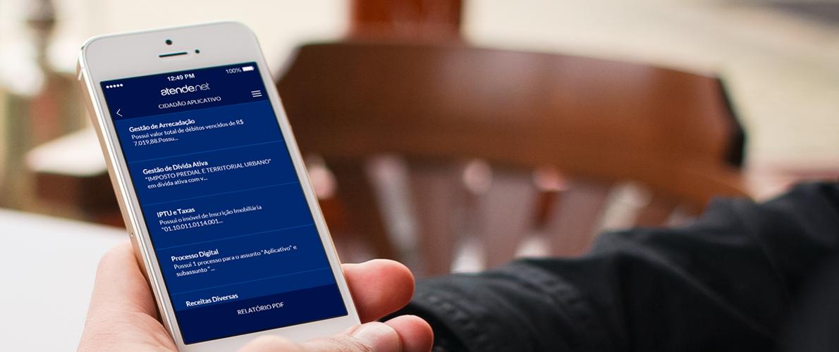 Novas prefeituras recebem aplicativo de autoatendimento