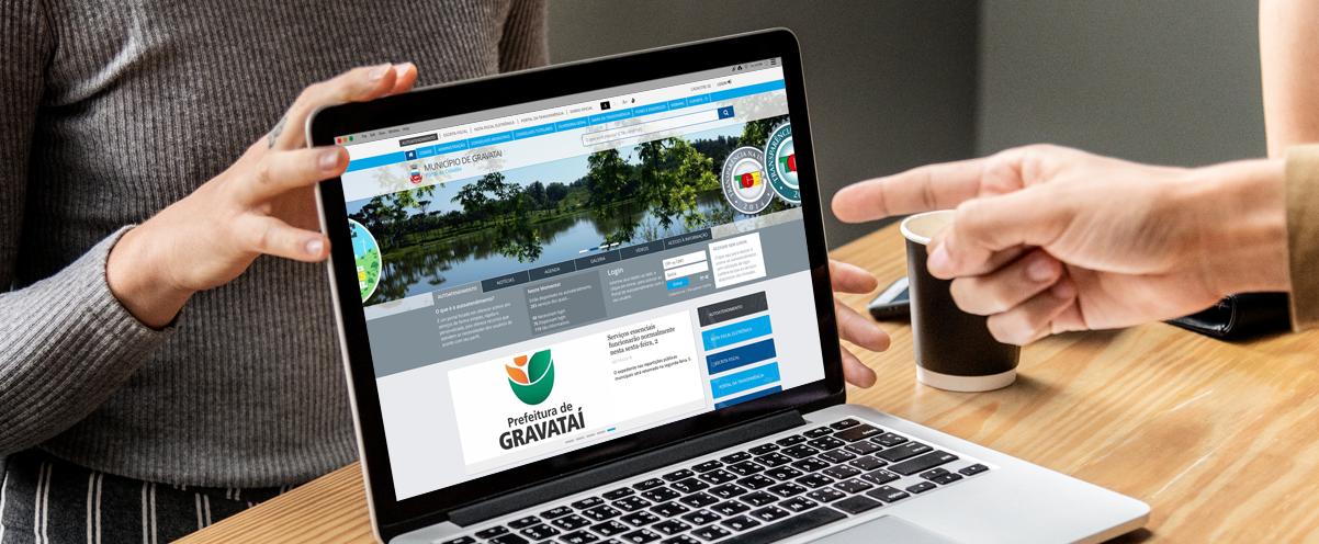 Gravataí 100% digital: entrevista com o secretário Alexsandro Vieira