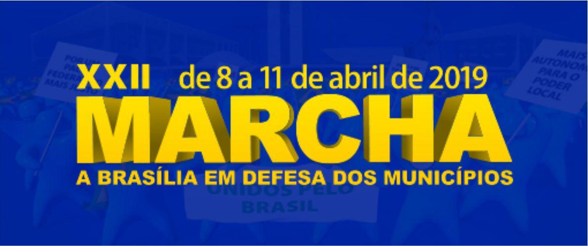 Marcha a Brasília: IPM apresenta sistemas em nuvem para gestores de todo o Brasil