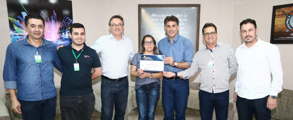 Alvará Fácil Online rende o título de Projeto Inovador ao município de Cascavel