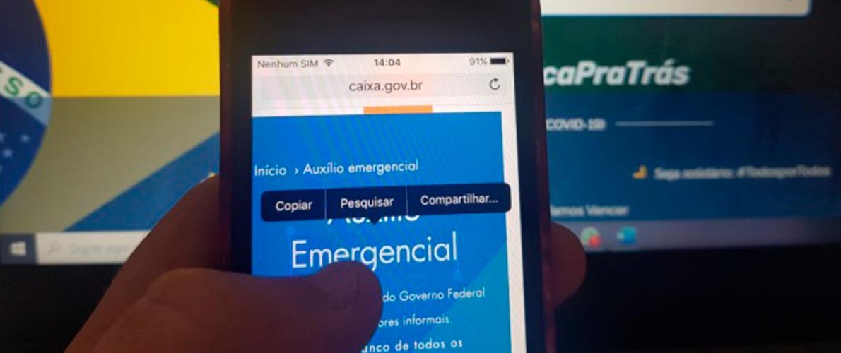 Mais da metade dos brasileiros usam internet para acessar serviços públicos