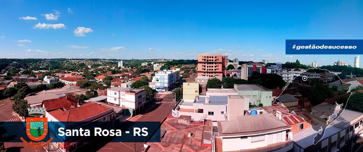 Prefeitura de Santa Rosa -RS agiliza serviços públicos através de processos digitais