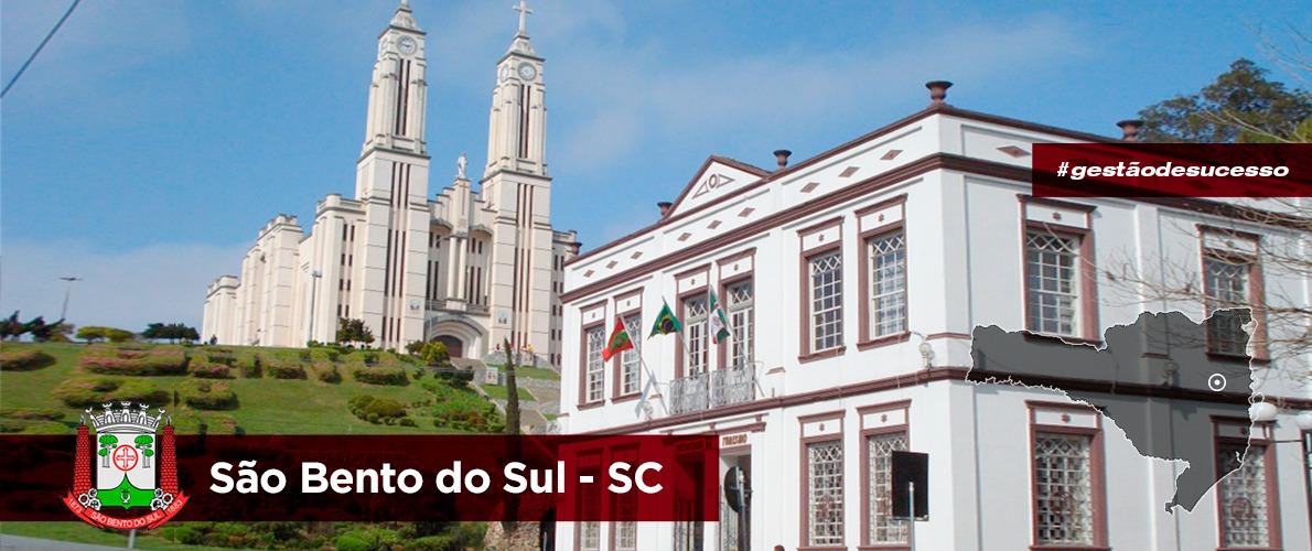 Prefeitura de São Bento do Sul inova e oferece serviços públicos online para cidadãos