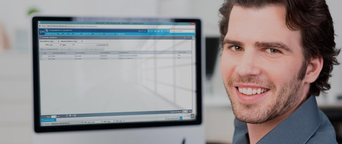 IPM comemora o 4º ano de funcionamento do sistema web