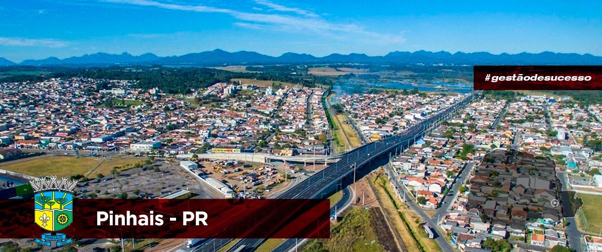 Prefeitura de Pinhais inova e fortalece a desburocratização dos serviços públicos