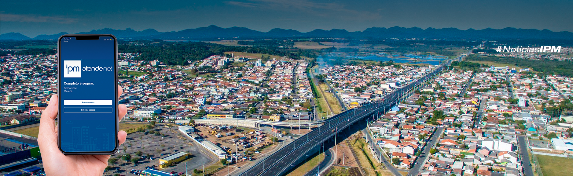 Tecnologia na gestão pública: Prefeitura de Pinhais lança aplicativo para facilitar acesso a serviços
