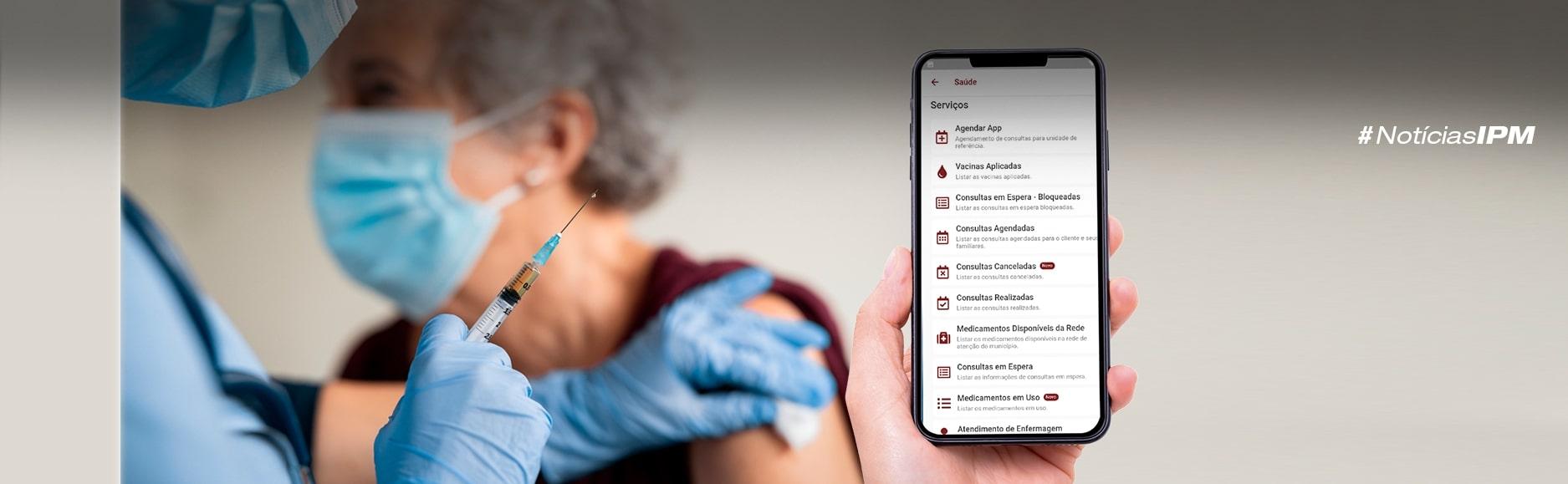 Carteira de Vacinação Digital: Candelária (RS) usa tecnologia para facilitar atendimento ao cidadão