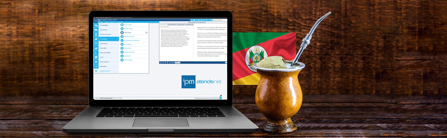 Prefeituras do RS aceleram modernização digital com a IPM Sistemas