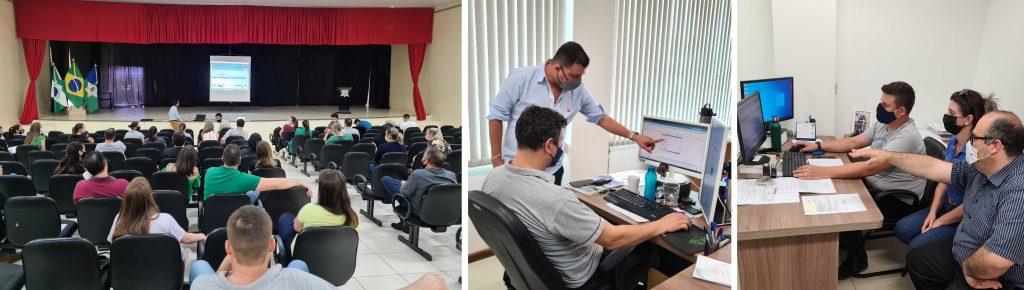 treinamento IPM em Santa Izabel do Oeste